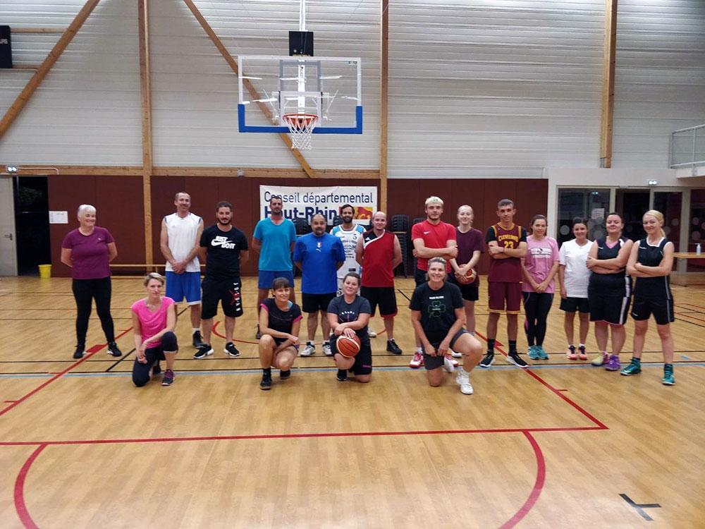 BCBS Basket Loisir