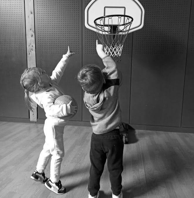 Micro Basket : le Basket pour les 3-4 ans
